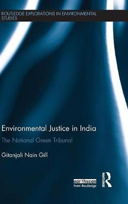 Environmental Justice in India book