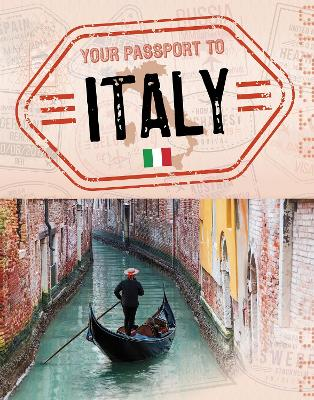 Your Passport to Italy by Nancy Dickmann