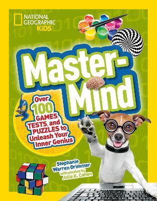 Mastermind by Stephanie Warren Drimmer