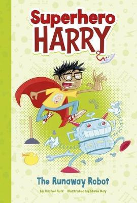 Superhero Harry Pack A of 4 by Rachel Ruiz