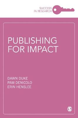 Publishing for Impact book