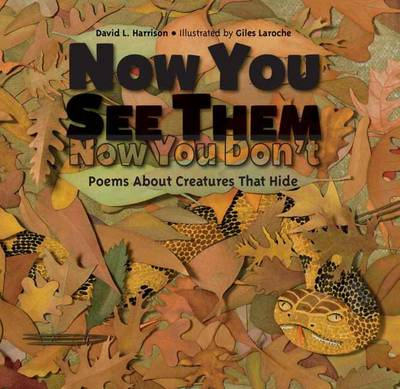 Now You See Them, Now You Don't by David Harrison