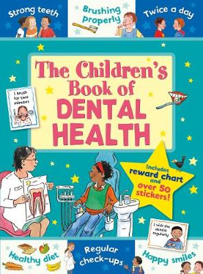 The Children's Book of Dental Health by Dr Sarah Kasasa