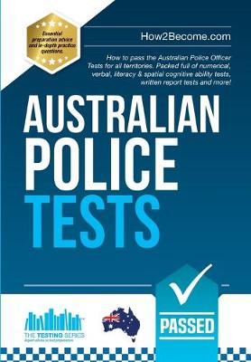 Australian Police Tests by How2Become