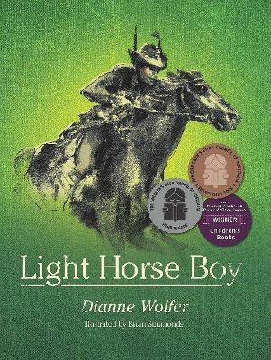 Light Horse Boy book