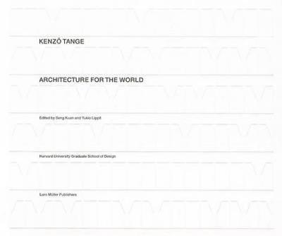 Kenzo Tange by Yukio Lippit