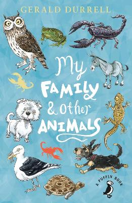 My Family and Other Animals book