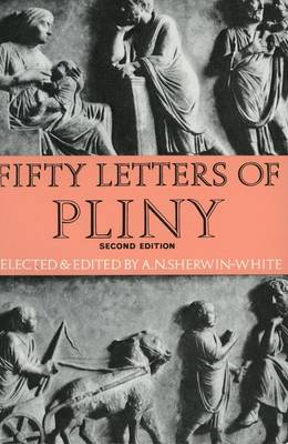 Fifty Letters of Pliny book