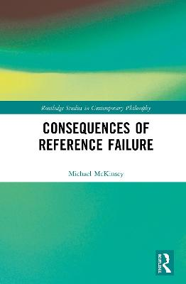 Consequences of Reference Failure book