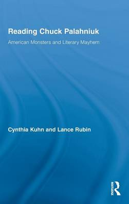 Reading Chuck Palahniuk by Lance Rubin