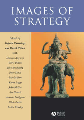 Images of Strategy by Stephen Cummings