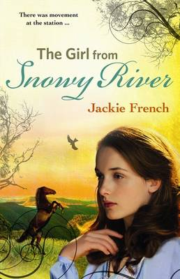 Girl from Snowy River book