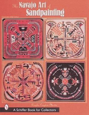 Navajo Art of Sandpainting book