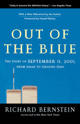 Out of the Blue by Richard Bernstein