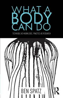 What a Body Can Do book