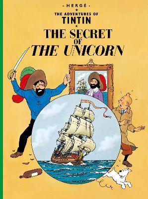 Secret of the Unicorn book