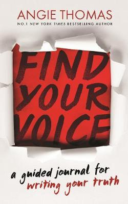 Find Your Voice: A Guided Journal for Writing Your Truth book