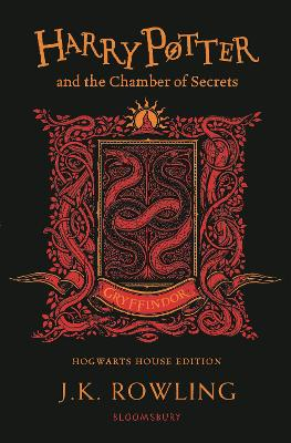 Harry Potter and the Chamber of Secrets - Gryffindor Edition book