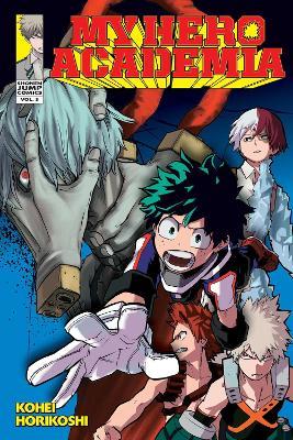 My Hero Academia, Vol. 3 by Kohei Horikoshi
