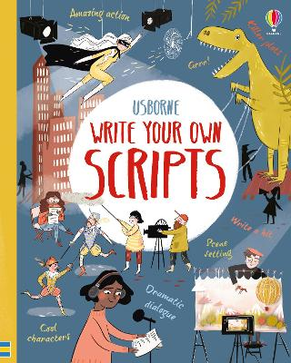 Write Your Own Scripts book