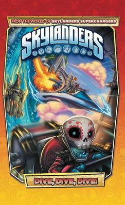 Skylanders Dive, Dive, Dive book