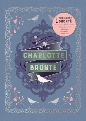 Literary Stationery Sets: Charlotte Bronte by Insight Editions
