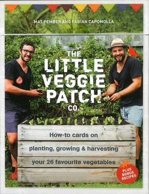 The Little Veggie Patch Co.: Deck of Cards by Fabian Capomolla