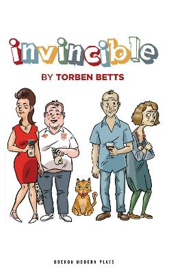 Invincible by Torben Betts