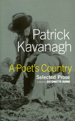 A Poet's Country by Patrick Kavanagh