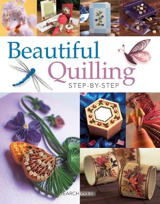 Beautiful Quilling Step-by-Step book