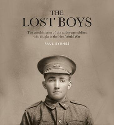 The Lost Boys book