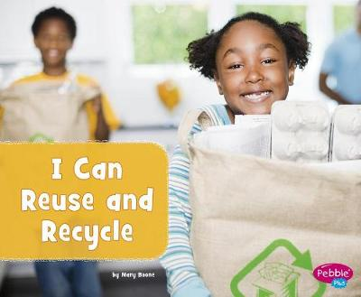 I Can Reuse and Recycle book