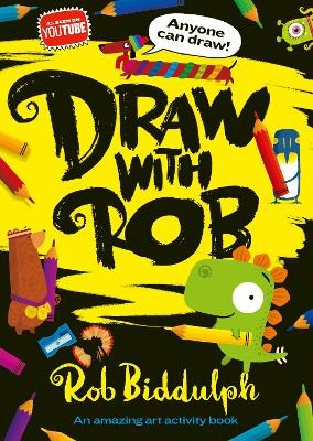 Draw With Rob book