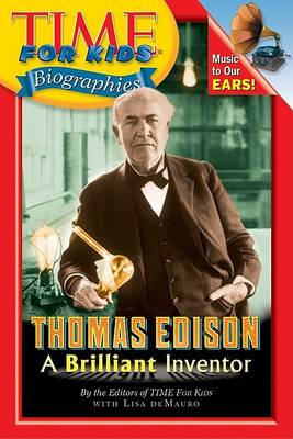 Time for Kids Thomas Edison by Time-Magazine