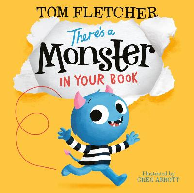 There's a Monster in Your Book by Tom Fletcher