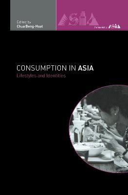 Consumption in Asia book