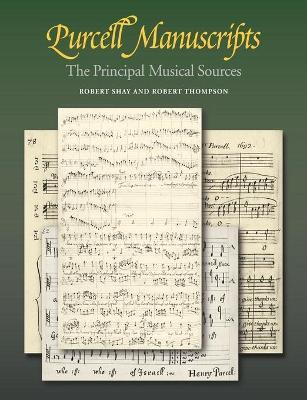 Purcell Manuscripts book