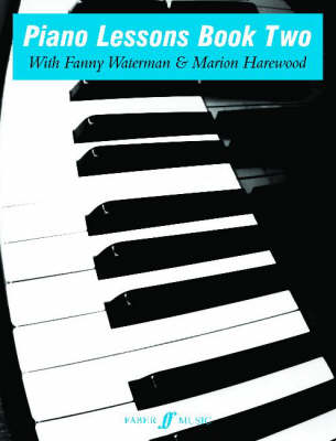 Piano Lessons  Book 2 by Fanny Waterman