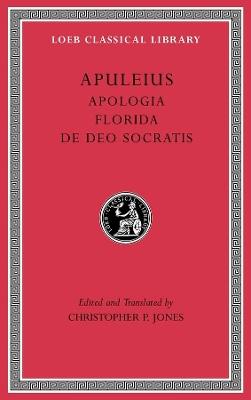 Apologia. Florida. De Deo Socratis book