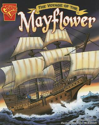 Voyage of the Mayflower by ,Allison Lassieur