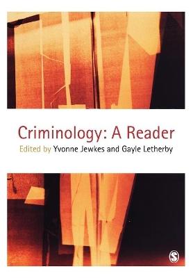 Criminology by Yvonne Jewkes