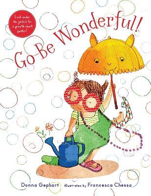 Go Be Wonderful! book