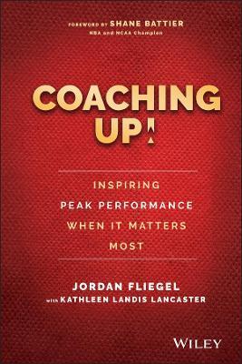 Coaching Up! by Jordan Fliegel