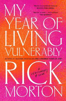 My Year Of Living Vulnerably book