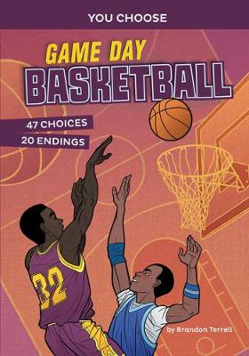 Game Day Basketball by Brandon Terrell