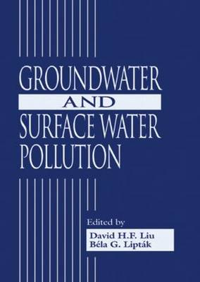 Groundwater and Surface Water Pollution book