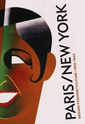 Paris-New York book
