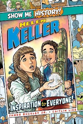 Helen Keller: Inspiration to Everyone! book