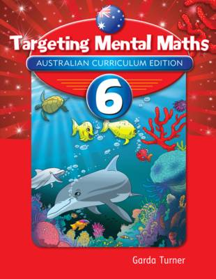 Targeting Mental Maths Year 6 book