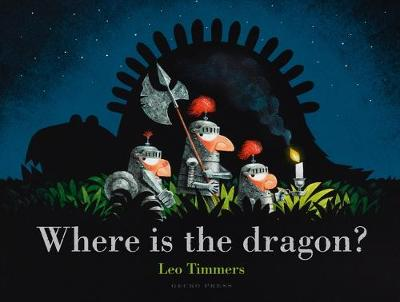 Where Is the Dragon? book